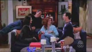 Will & Grace Theme Song - FINALE SEASON 8! | 5☆☆☆☆☆