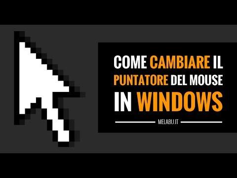 Riattivare puntatore PC Windows 10 [Risolto] - CCM