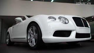 [XEHAY.VN] Bentley Continental GT V8 hơn 11 tỷ đồng tại HN