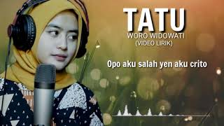 Download Lagu TATU-DIDIKEMPOT-WORO WIDOWATI(VIDEO LIRIK) mp3
