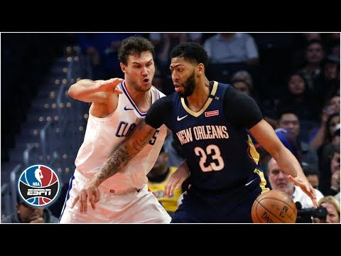 Anthony Davis drops 46 and 16 on Clippers in Pelicans win | NBA Highlights
