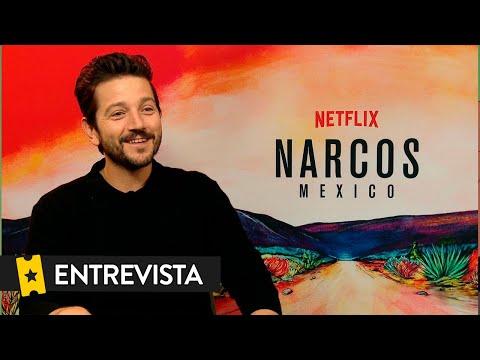 NARCOS MÉXICO | Entrevista a Diego Luna y Michael Peña