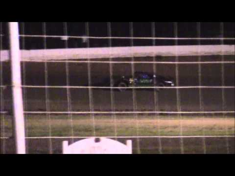 Pure Stocks at Lubbock Speedway 8-14-15