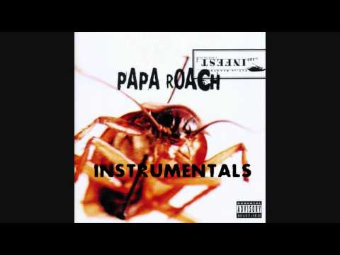 Papa Roach - Between Angels And Insects Instrumental