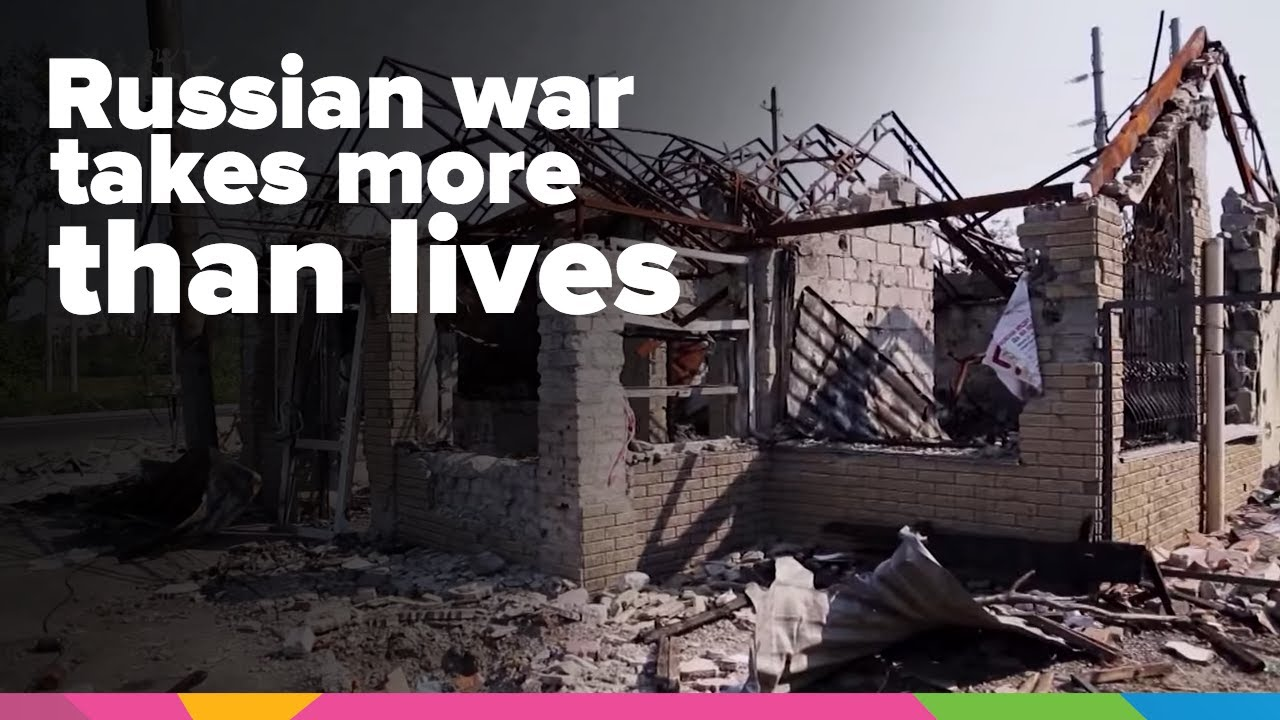 Warfare Takes Extra Than Lives | Ukraine | Orphan's Promise