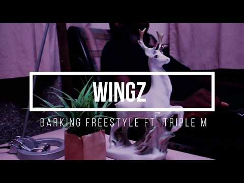 Barking Freestyle- WINGZ ft. Triple 'M'