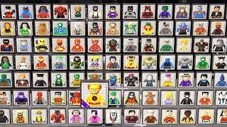 LEGO DC Supervillains All Characters Unlocked!