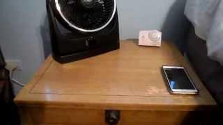 Qi Wireless Charging Nightstand