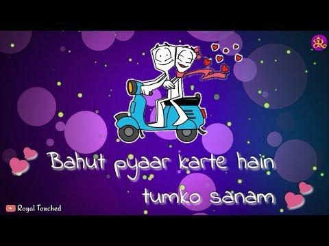bahut-pyar-karte-hain-||-rahul-jain-cover-song-||-whatsapp-lyrics-status