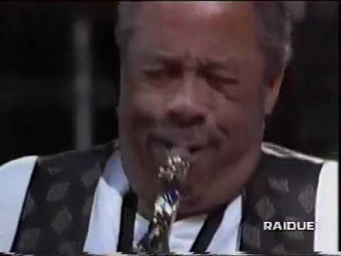 1995 Ray Brown, Geoff Keezer, Greg Hutchinson Johnny Griffin Umbria Jazz