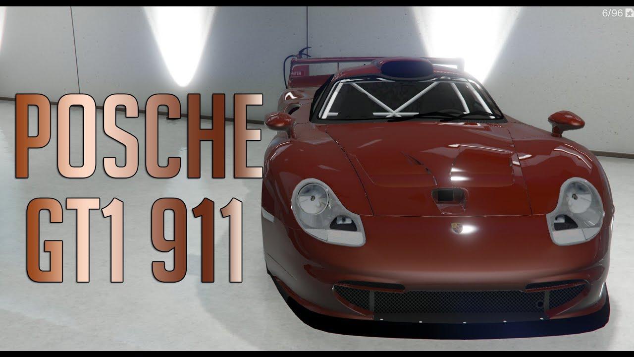 maxresdefault Remarkable Porsche 911 Gt1 (996) Road Car Cars Trend