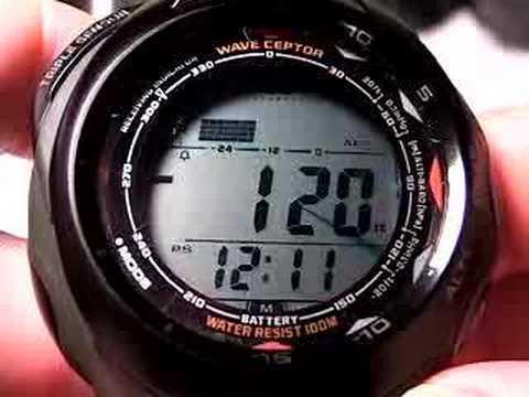 casio pathfinder paw1200 video watch review youtube rh youtube com Casio Pathfinder Watches Casio Sport Pathfinder Watch Band