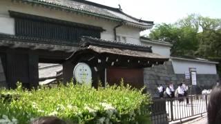 Niji-jo Castle in Kyoto
