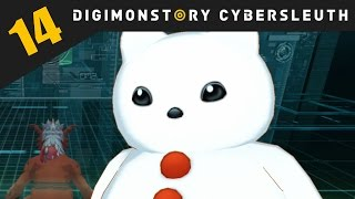 Digimon Story: Cyber Sleuth PS4 / PS Vita Let's Play Walkthrough Part 14 - Time Capsule Snow Woman