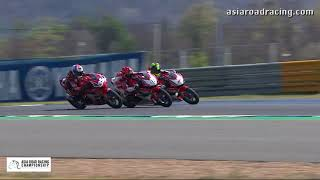 [REPLAY] Asia Production 250cc Race 2 Highlights - 2018 Rd1 Thailand