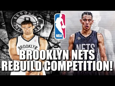 Brooklyn Nets Rebuild - NBA 2K17 eSPORT MY LEAGUE COMPETITION!