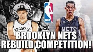 Brooklyn Nets Rebuild - NBA 2K17 eSPORT MY LEAGUE COMPETITION!