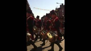 procession marche de la grande terre châtelineau 2015