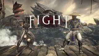 Mortal kombat X fight to death