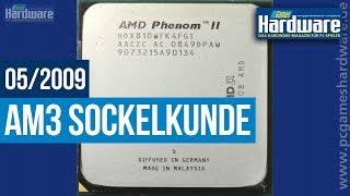 AMD AM3 Sockelkunde mit Henner | PCGH DVD-Video 05/2009