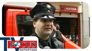 St. Pauli zwischen Rot- und Blaulicht - Focus TV Reportage
