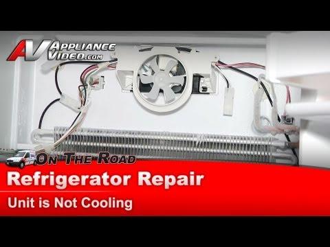 Refrigerator Repair Diagnostic