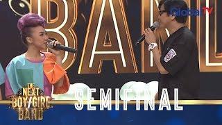 Kebongkar! Ternyata Vanya Gak Suka Malvin I The Next Boy/Girl Band GlobalTV