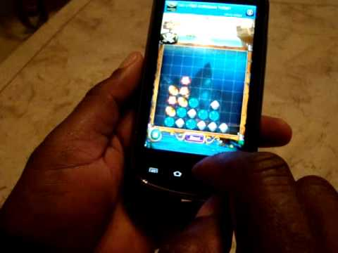 Jewels Deluxe Level 50 Android Phone