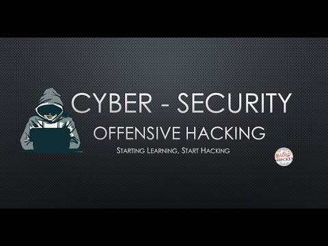 Learn Ethical Hacking In Tamil  | Project#2 | Cybersecurity | Complete Course | Tamil Hacks