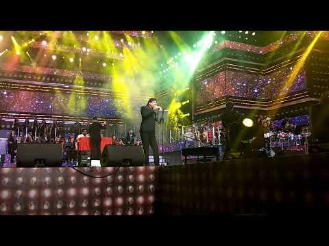 Ajay atul live in concert pune.. Mauli Mauli...