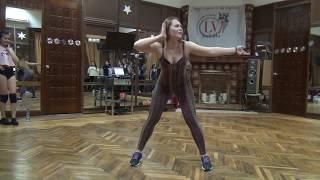 Презентация Dancehall на открытом уроке - Julia Red
