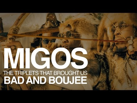 Migos | The Triplets That Brought Us Bad and Boujee