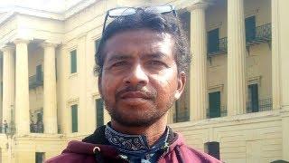Naren Hansda | At Chayannagar Murshidabad