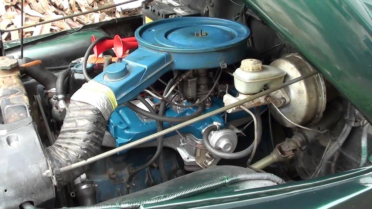 AMC 258 - new hydraulic lifters - YouTube