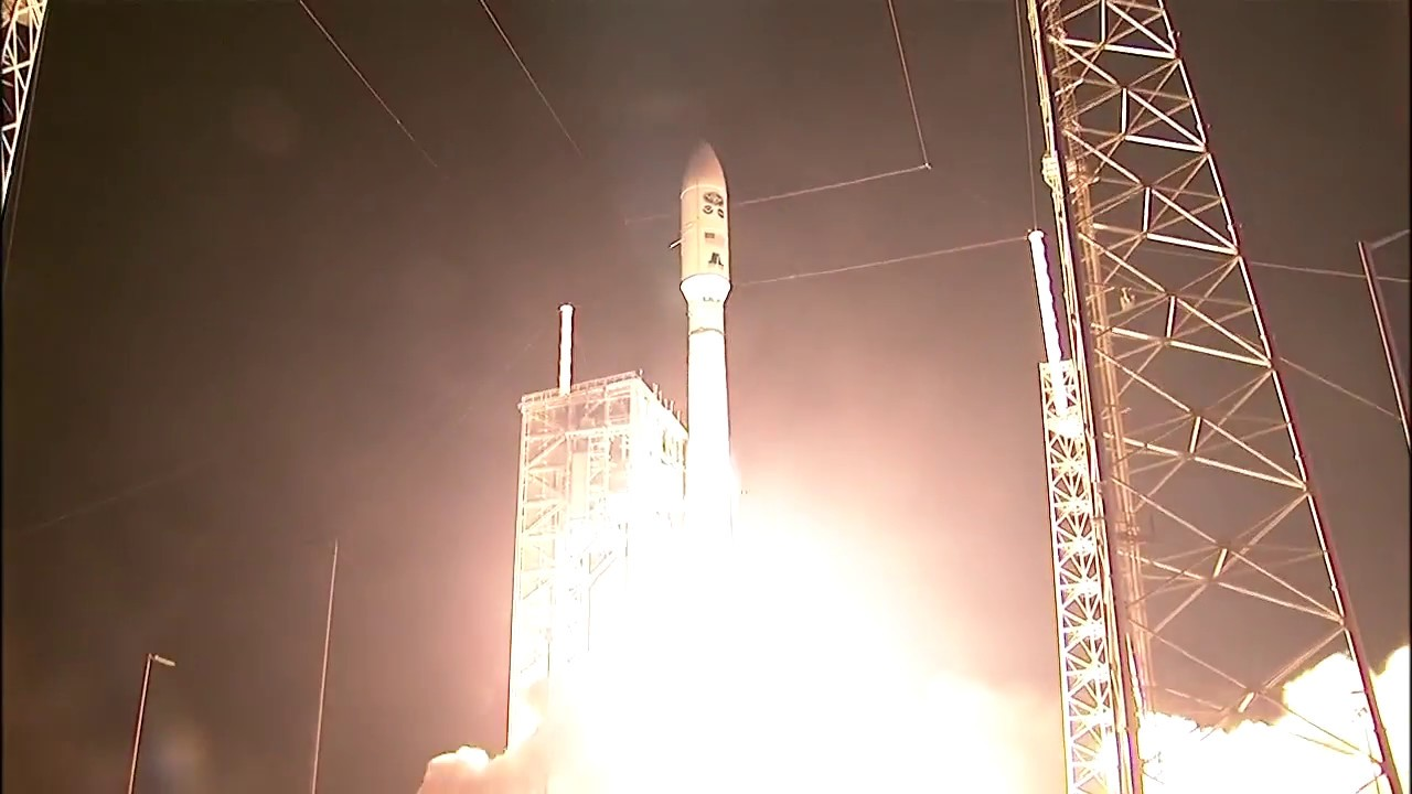 Download Advanced Weather Satellite Launched into Orbit