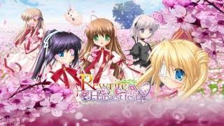 Repeat youtube video 【Rewrite Harvest festa!OP】Harvest full【歌詞付き】