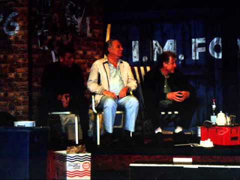 Nicholas Courtney, John Levene & Richard Franklin (full interview panel)