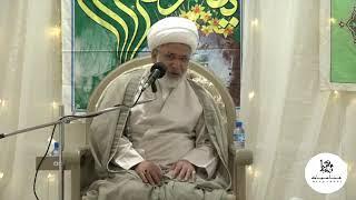 نور الإمامة في وجه الإمام موسى الكاظم عليه السلام - الشيخ زهير الدرورة