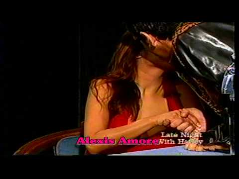 Alexis Amore on Late Night with Harley Fire PT2