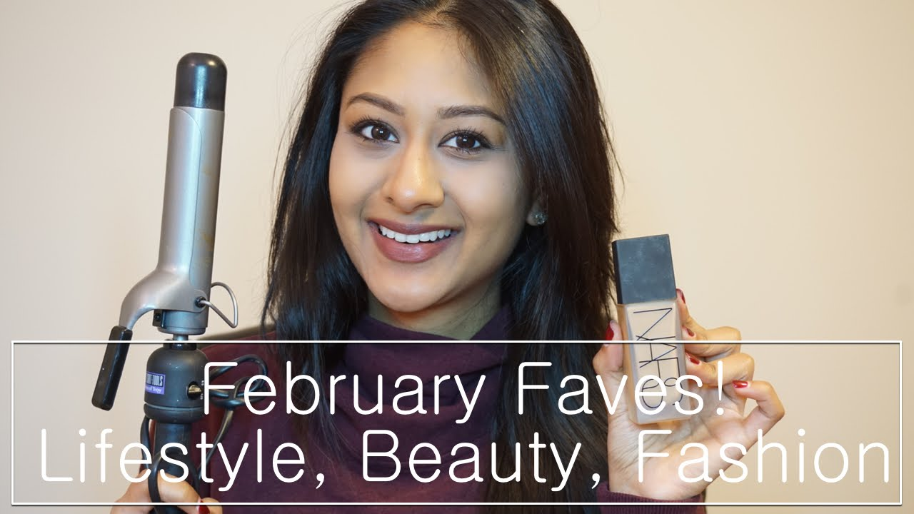 February Favorite Products! Beauty, Fashion, Lifestyle   Makeup By Megha