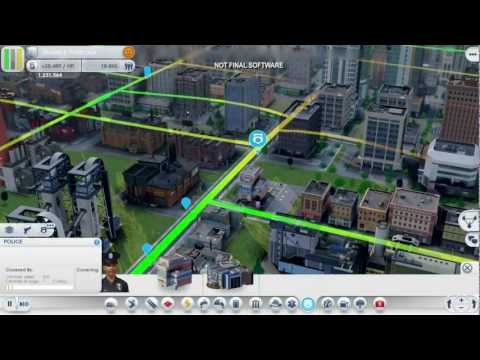 Ocean Quigley Producer Diary: SimCity Overview (coming March 5, 2013)