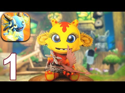 POOKA Magic and Mischief Gameplay Part 1  Silvermere iOS Android