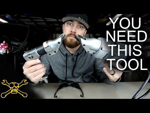 You Need This Tool - Episode 10 | Power Sheet Metal Shears