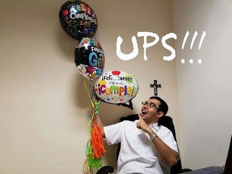 DIOS BROMEA AL PADRE SAM. Segundo aniversario sacerdotal del Padre Sam.
