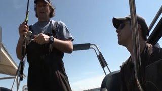 Диалоги о рыбалке. Рыбинское водохранилище