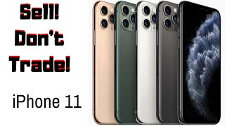 Gambar cover Don't Trade Your iPhone! Do This Instead!          #iPhone11