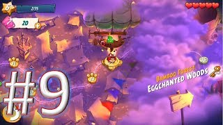 Angry Birds 2 gameplay walkthrough 9 android & ios