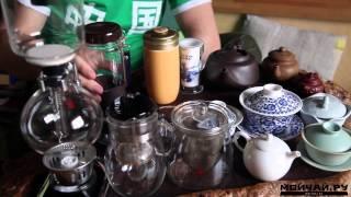 видео Чайная посуда
