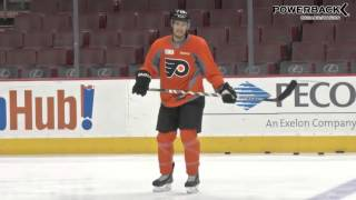 2-5-15: Flyers-Islanders Morning Skate