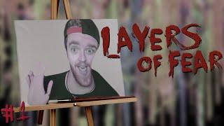 COMO SER UM BOM PINTOR | Layers of Fear #1